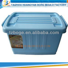 home use plastic container box mould/die