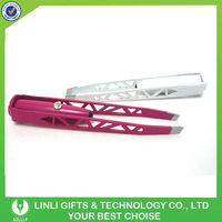 Personal Elegant Lighted Eyebrow Tweezers