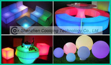 IP68 Water proof Mobile Home Furniture LED with 16 Color Changing, Light up Your Fashion!