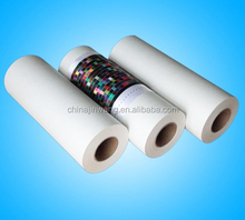 heat transfer printing paper for textiles fabrics sublimation paper roll