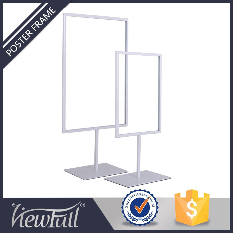 New arrival stand up advertisement display boards