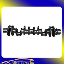 Crankshaft for mitsubishi 6d40 engine parts