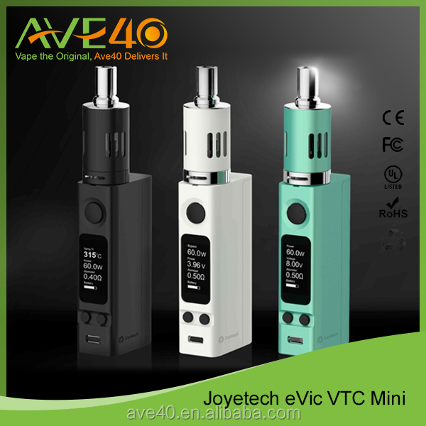 Authentic Joyetech eVic VTC mini 60 box mod VS evic vtc 60W mini starter kit