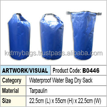 Waterproof waterbag dry sack
