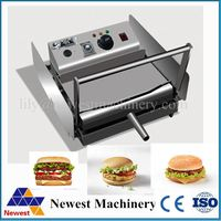 2 Layers Burgers Equipment Burger Bread