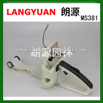 72.2cc 3.6kw MS381 MS380 Chainsaw spare part fuel tank