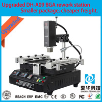 Season Promotion! DH-A09 laptop, desktop, mobile phone, bga repair station BGA/SMT rework system, bga station