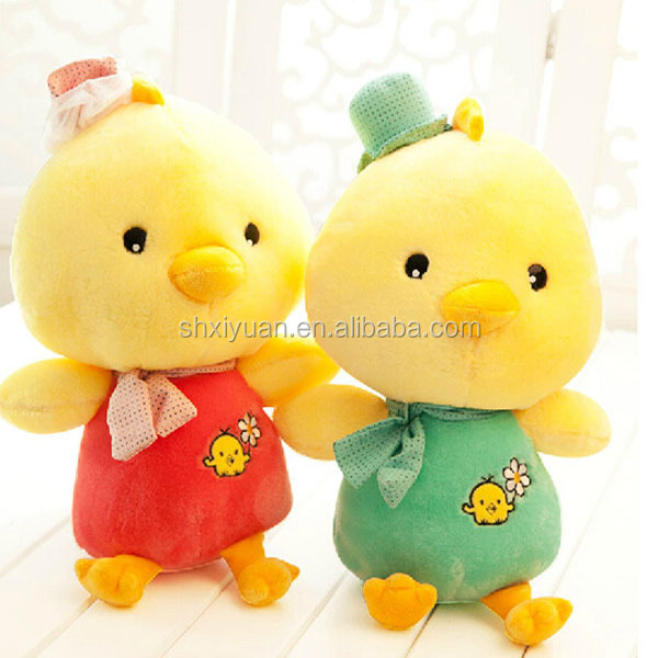 Toy Baby Chicken/Promotion Chicken Toy/Plush Toys Chick