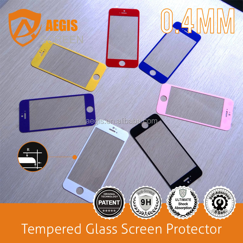 color screen protector for galaxy note 2