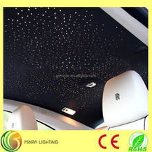 fiber optic car roof top ceiling star light