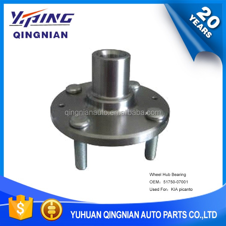 Auto Chassis Part For Kia , Front Wheel Parts Of Competitive Price OEM:51750-07001