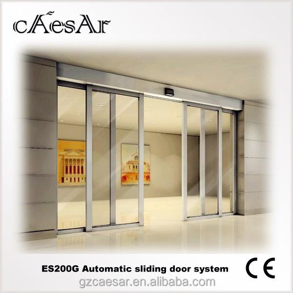 Automatic aluminium storefront door design buy aluminum