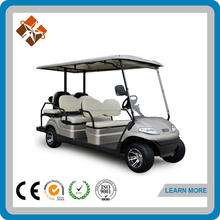 4 Seaters Solar Power Electric Golf Club Car Golf Cart supplier, CE approved, Curtis controller