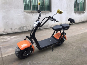 Electric Motor Scooter One 2 Wheel Skateboard Off Road City Scootero