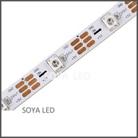 Addressable led ribbon ws2812b led strips 30 pixels