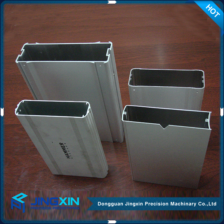 Jingxin Customized High Quality Anodized Aluminium Extrusion Enclosure
