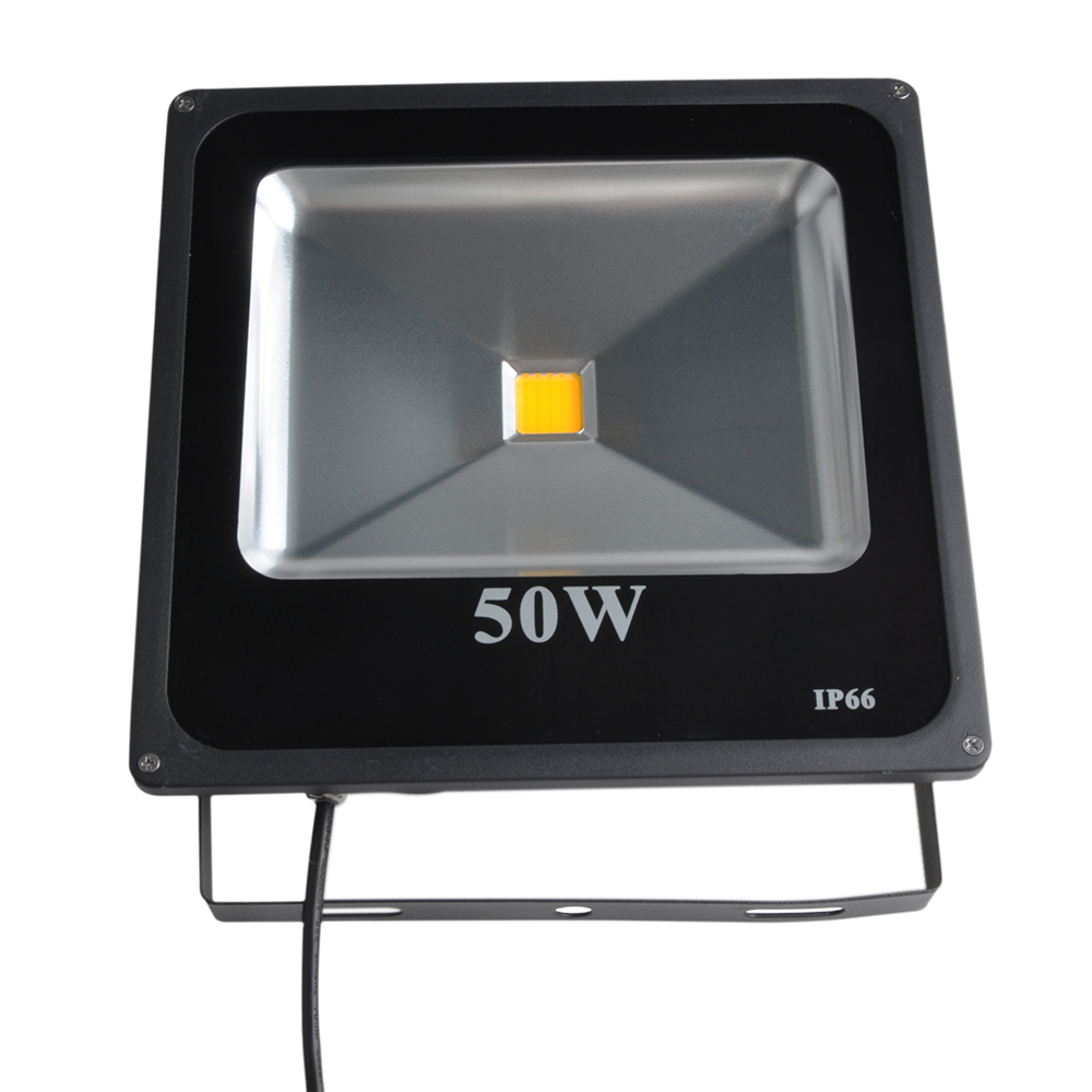 high quality COB led flood light sensor 50w project-light lamp