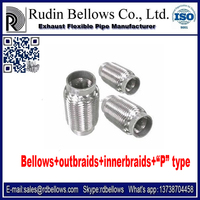 Ruian Rudin exhaust braid flexible pipe generator