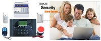 Wireless Best GSM Alarm System Android & IOS APP LCD Home Alarm BL-6000