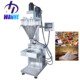 Semi automatic coffee flour chilli detergent milk powder filler auger screw powder filling machine