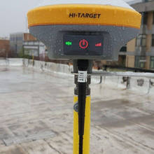Latest Hi-target Surveying Instrument for sale with trimble gps board V90plus GPS RTK System dgps differential gps price