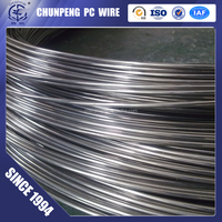 ungalvanized steel wire for prestressed concrete ASTM421