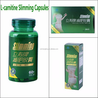 Pure and Safety Slimming L-carnitine Capsules Lose Weight OEM Private Label
