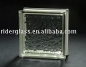 Water Buble Glass Block with CE & ISO9001