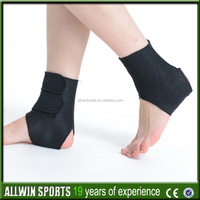OEM & ODM wholesale sport protector nylon elastic ankle support brace