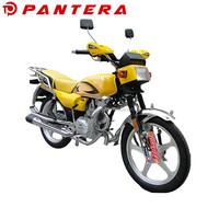 Yellow Drum Brake Adult Brand 150cc Automatic Motorcycle