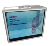 15 Inch Transparent lcd exhibition advertising display showcase