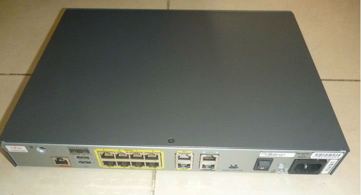 used Cisco 1812-J Integrated Services Router