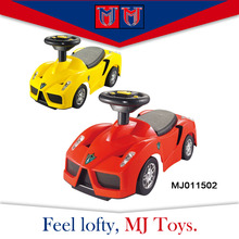 2017 wholesale most popular ride on car kids toy with light music
