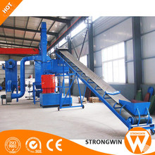 Hot Sale Line Production for Wood Pellet Supplied by StrongWin Machinery