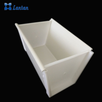 Hot sales PVC materials NFT hydroponic plant growing plastic gutter and trays