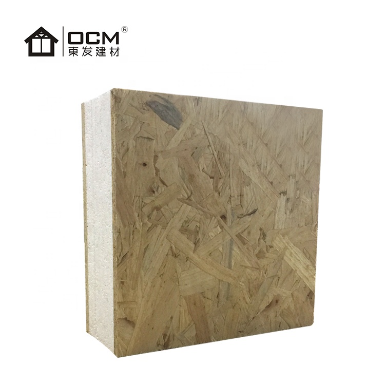 Insulation fireproof and waterproof Sandwich <strong>Panel</strong> osb sip <strong>Panel</strong>