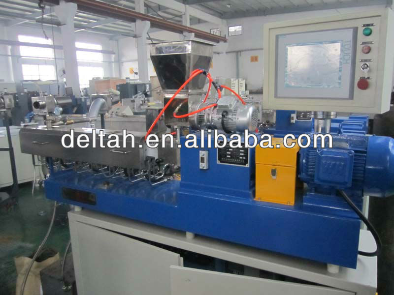 granulator Waste plastic film recycling production line