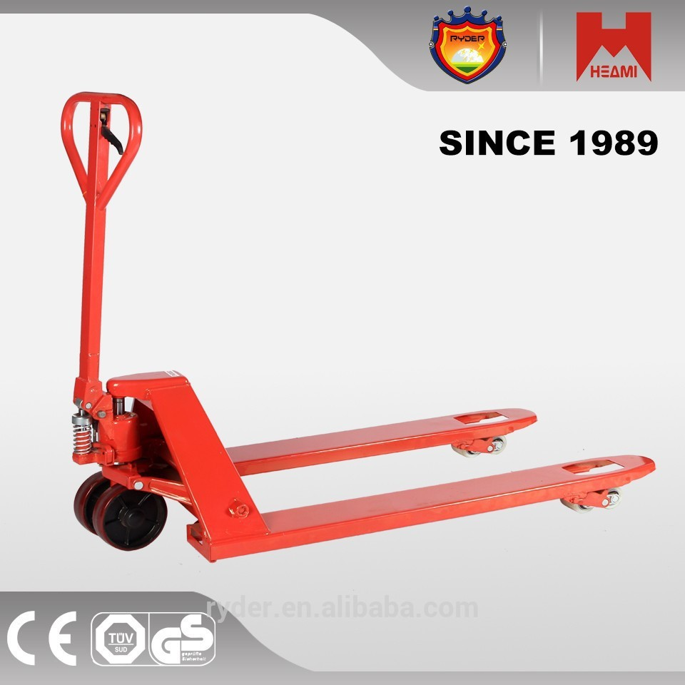 pallet truck repair manual olift 2.5 ton china hand pallet truck