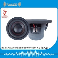 10 Inch subwoofer,competition subwoofer driver,portable spekers with subwoofer