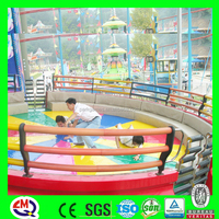 very fun rotary amusement game machine tagada indoor game with lowest price