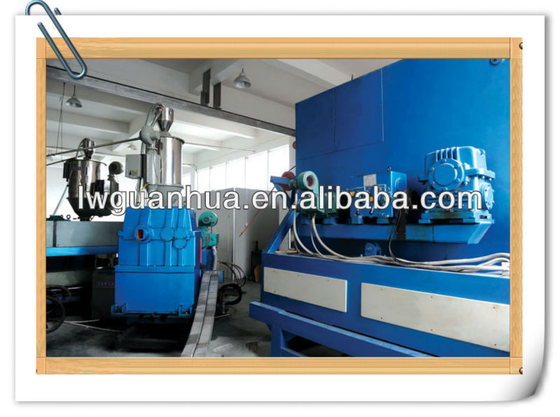 120mm electrical cable insulation making machine