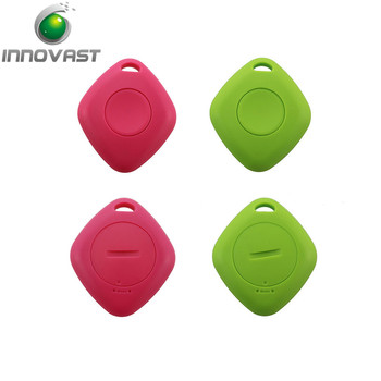 New Smart Wireless GPS Tracking Bluetooth Pet Key Finder With Free App