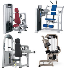 Professional Fitness equipment seated tricep /press dip machines body building product