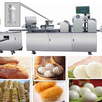 Bread Bakery Equipment And Automatic Momo