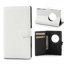 Cheap Phone Magnetic Pu Leather Case for Nokia Lumia 1020