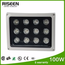 Rotatable outdoor DC24V dmx rgb led flood light for stage bar