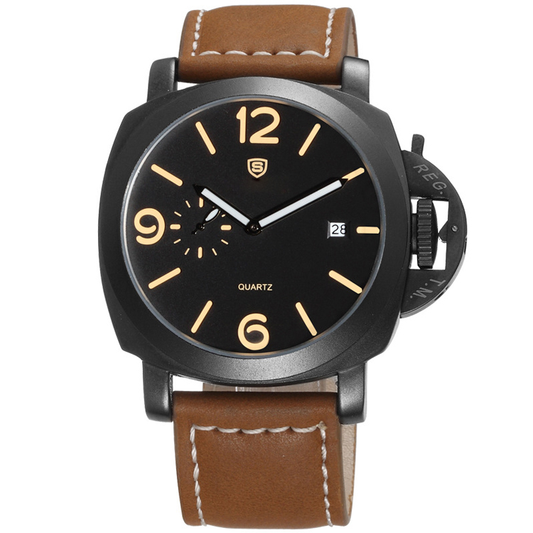 Big Case Wrist Watch M108, Manufacturer Since 2001, OEM/ODM Available,