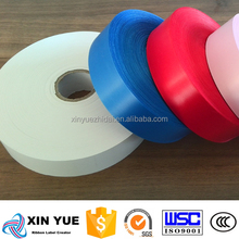Customer Sized Polyester Plastic Ribbon