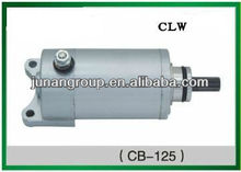 CB125 Starter Motor Used For JIALING CB-125 Motorcycle and Moped Scooter Parts