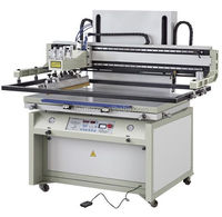 fB-7050 Semi-auto Screen Printing Machine